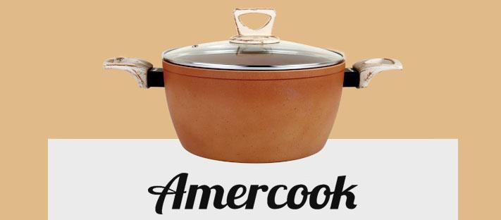 Amercook, porque la manera en que cocinamos también importa.