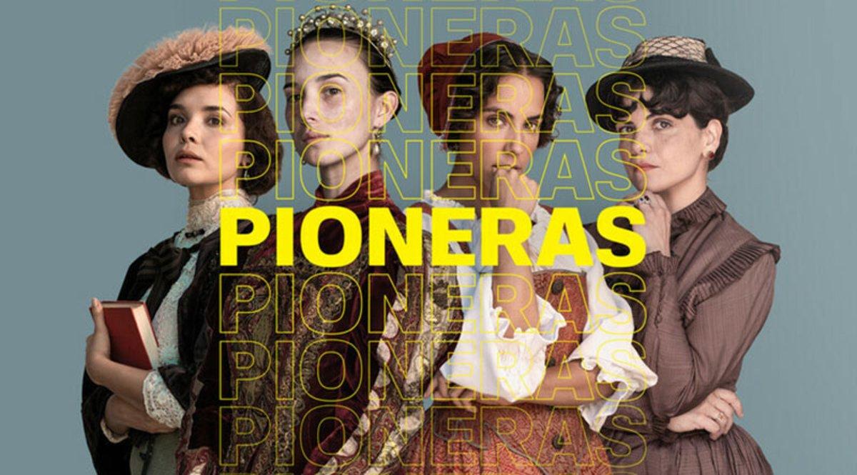 Mujeres y 'pioneras', la gran apuesta de Movistar+