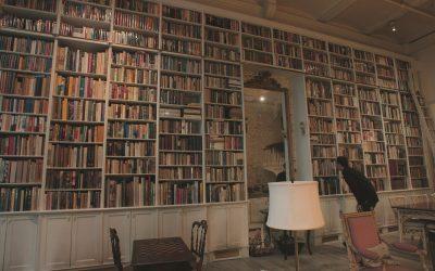Más allá de los libros, llega 'Librero de Nueva York'