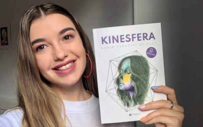 María Peñafiel y la poesía de la Kinesfera