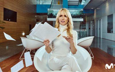 Patricia Conde estrena su propio programa en Movistar+