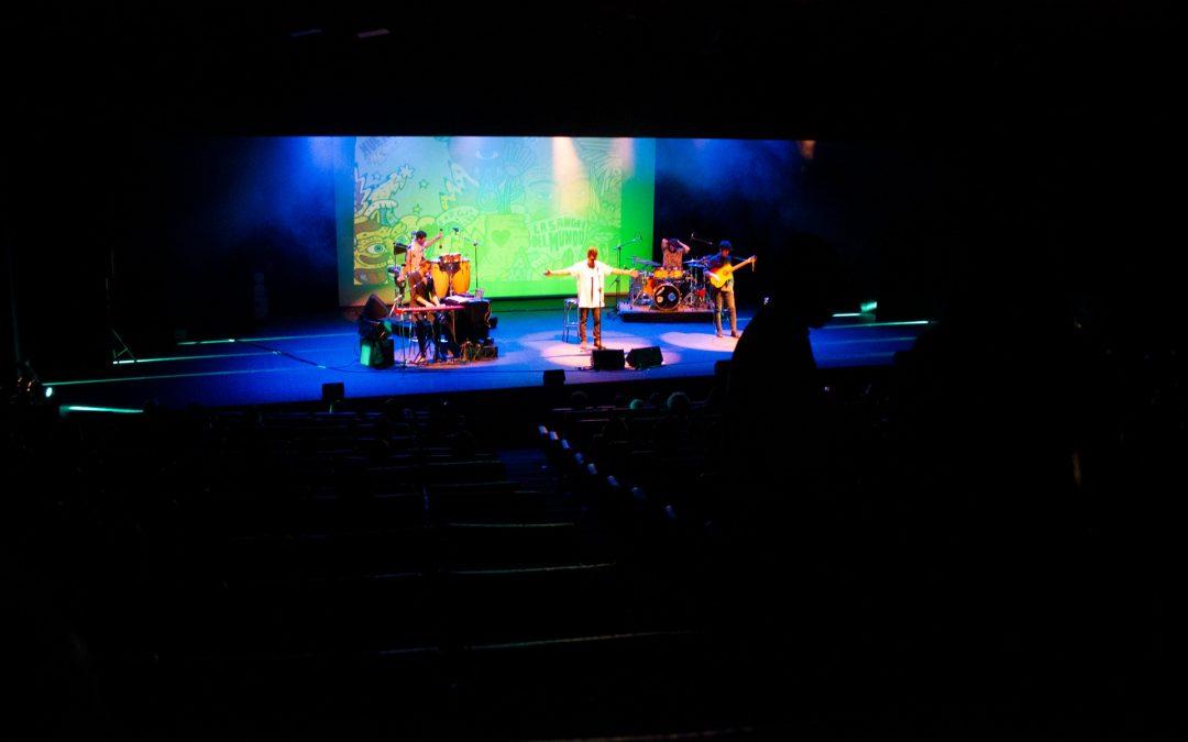 El nuevo trabajo de Muerdo en el Teatro Fernán Gómez
