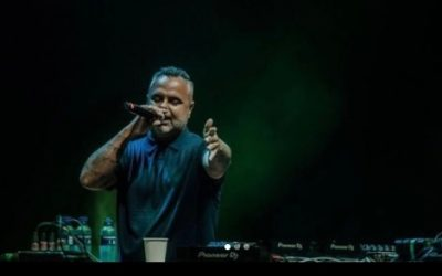 Juan Magán irrumpe en el Arriquitown Festival de las Rozas